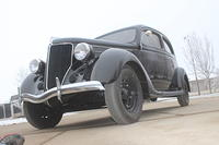 1936 Ford TVA