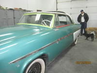 1954 Ford Skyliner Glass Top
